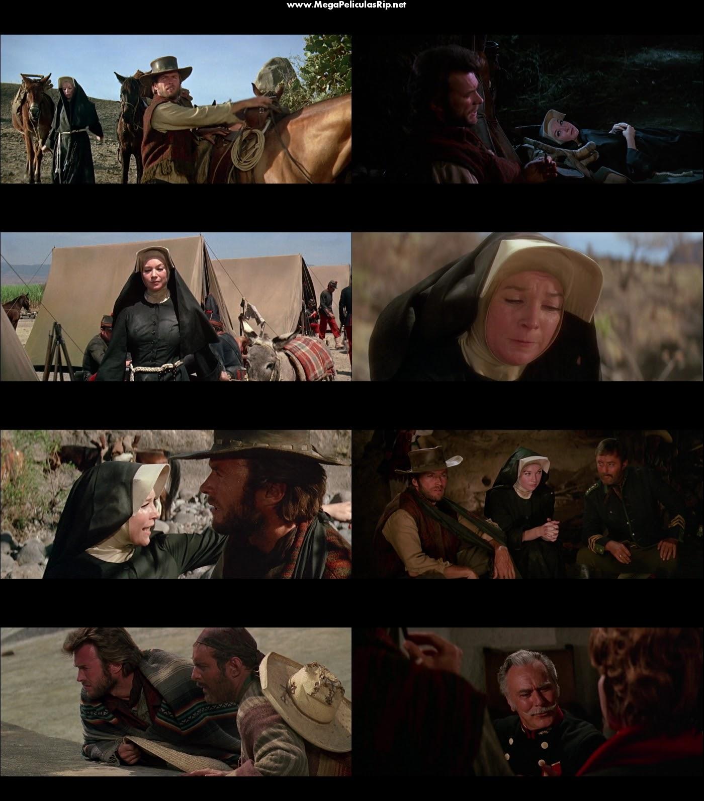 Dos Mulas Para La Hermana Sara 1080p Latino
