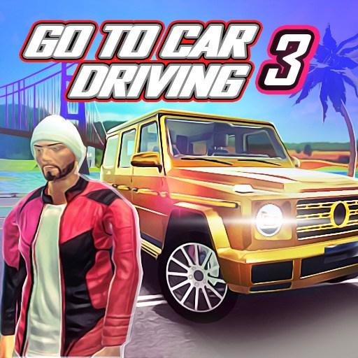 Go To Car Driving 3 v1.3 Apk Mod [Dinheiro Infinito]