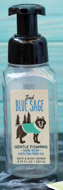 Bath and Body Works Ised Blue Sage
