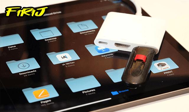 Comment utiliser le stockage externe avec un iPhone ou un iPad