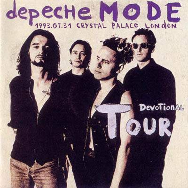 T U B E Depeche Mode 1993 07 31 London Uk Fm Flac