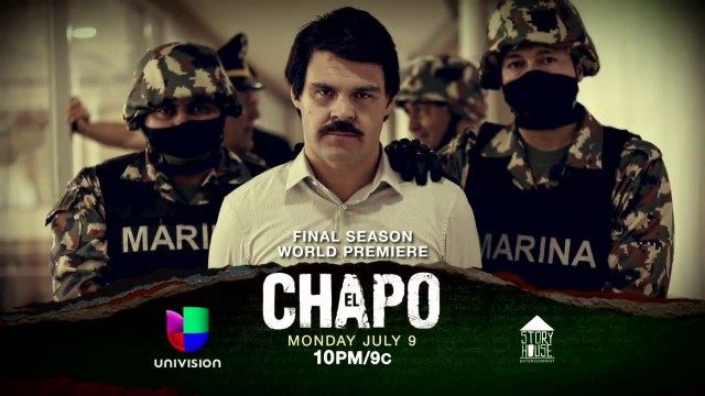 El Chapo Season 1-3 Complete 480p/720p HDTV All Episodes