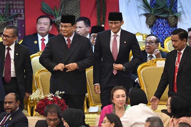 LIPI: Kalau Jadi Menhan, Prabowo Bisa Gantikan Presiden, Jokowi Sadar Gak?