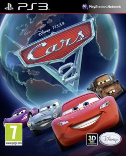 Cars 2: PS3 Download games grátis