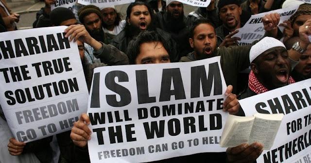 Το Ισλάμ δεν είναι Ευρώπη, είναι βάρβαρο Ισλάμ