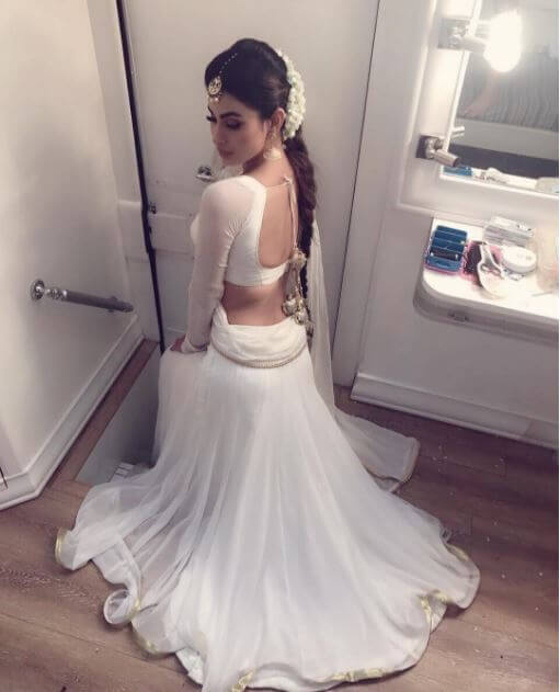 Mouni Roy in Gown