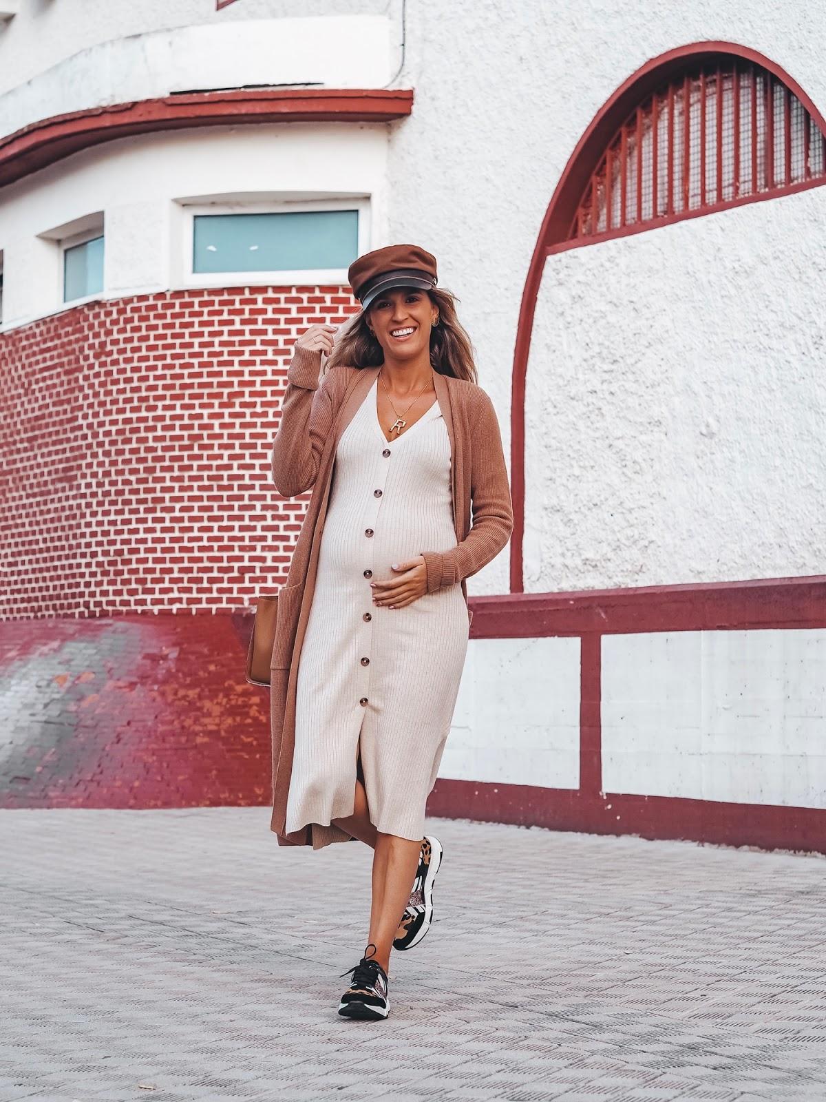 looks embarazada otoño 2019