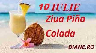 10 iulie: Ziua Piña Colada