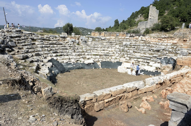 Excavations start at ancient Greek city of Olba in southern Turkey