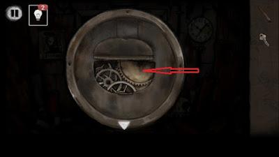 берем шестеренку от часов в игре выход из заброшенной шахты