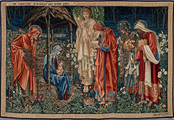 The Adoration of the Magi by Edward Burne-Jones, 1904