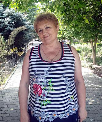Валентина Павловна Гончарова