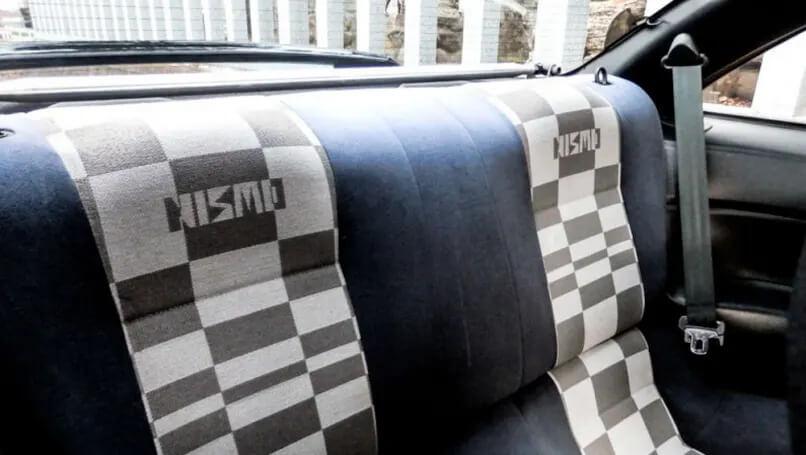 Nissan Silvia 270R Nismo Interior