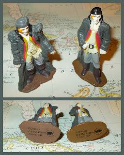 1:32nd Pirates; 54mm Plastic Figures; Bill Turner; Film Characters; International Talk Like A Pirate Day; ITLAPD; Jack Sparrow; Movie Characters; Pirates of the Caribbean; PotC; PVC Pirates; Small Scale World; smallscaleworld.blogspot.com; Talk Like A Pirate; Toy Pirates; TV/Movie Related; Zizzle Disney Pirates; Zizzle Pirates of the Caribbean;