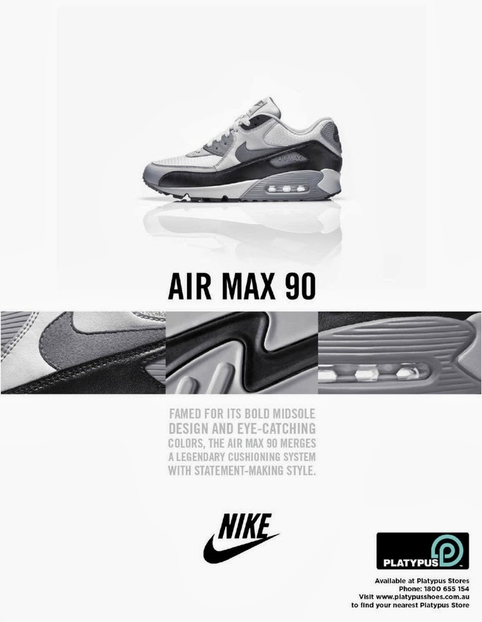hot sale online b0cac 7d91c Nike Air Max Advert