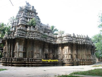 Sri Brahmeshwara Swamy Temple, Kikkeri