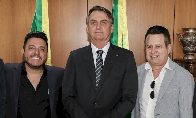 Marrone diz que teve Covid-19 e se curou com Cloroquina: 'Bolsonaro tá certo'
