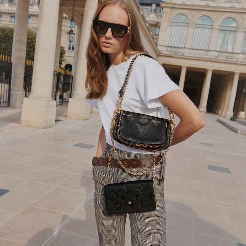 Louis Vuitton Wild at Heart Collection.