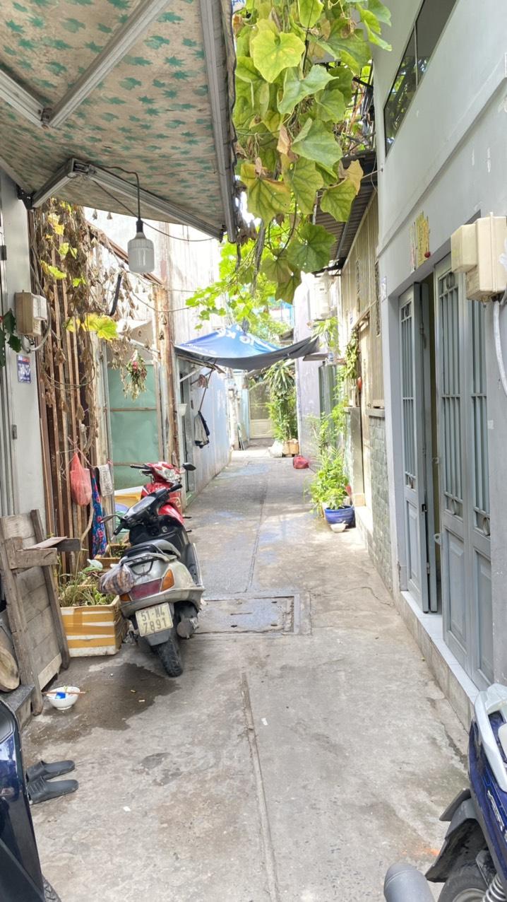 Bán nhà đường Bà Hom phường 13 Quận 6 dưới 3 tỷ mới nhất