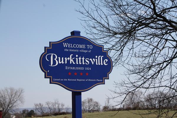 Cidade de Burkittsvile