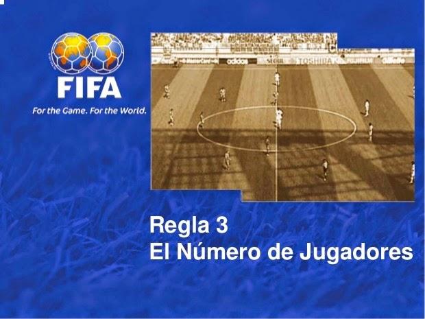FIFA.COM - Reglamento de fútbol soccer
