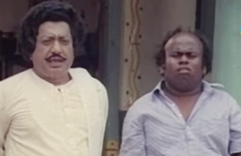 Senthil VK Ramasamy Comedy | Rare Comedy | Venniradai Moorthy | Vijayakanth | Neethiyin Marupakkam