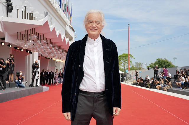 Becoming Led Zeppelin - Part One - Three Mighty Documentaries at the Venice Film Festival