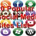 20 ప్రముఖ సోషల్ మీడియా సైట్లు మీకోసం! | 20 Popular Social Media Sites Right Now