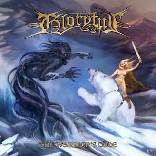 """Ακούστε τον δίσκο των Gloryful """"The Warrior's Code"""" που κυκλοφόρησε το 2013"""