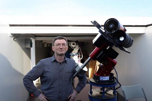 Telescopio Prof. Hakan Kayal, della Julius-Maximilians-Universität di Würzburg,