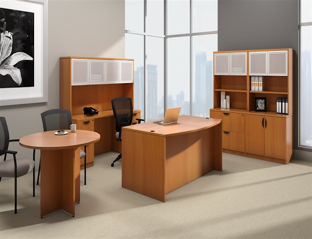 best buy wood used modern office furniture NYC for sale online