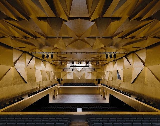 05. Philharmonic Hall, Szczecin, Polandia oleh BarozziVeiga