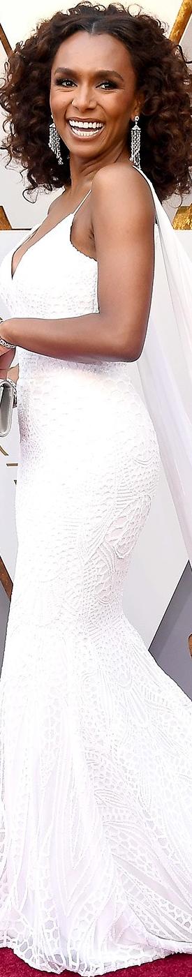 Janet Mock 2018 Oscars