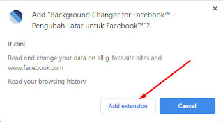 install extension chrome