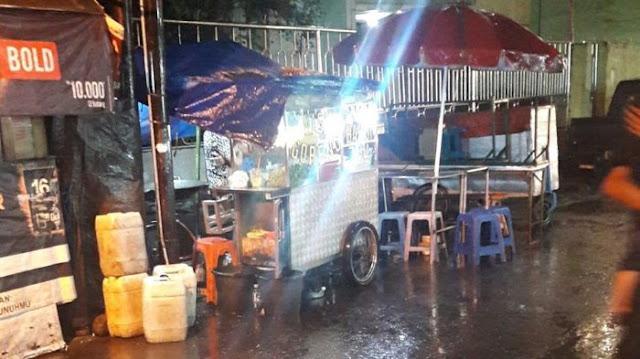 Pedagang Kaki Lima di Yogya
