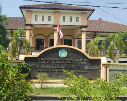 Alamat Telepon Kantor Imigrasi Pemalang - Jawa Tengah
