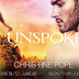 Release Blitz - Unspoken by Christine Pope