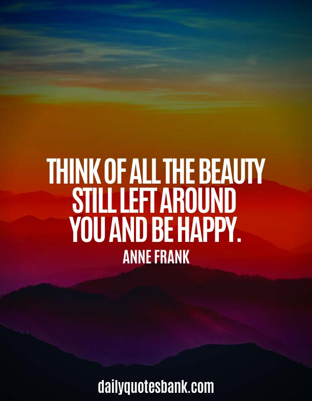 Being Simple Beauty Quotes About Happiness