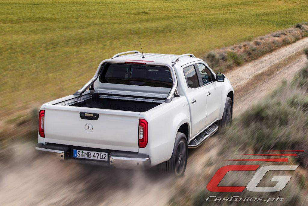 Mercedes Benz Launches Its First Pickup Truck And Its Generally Meh