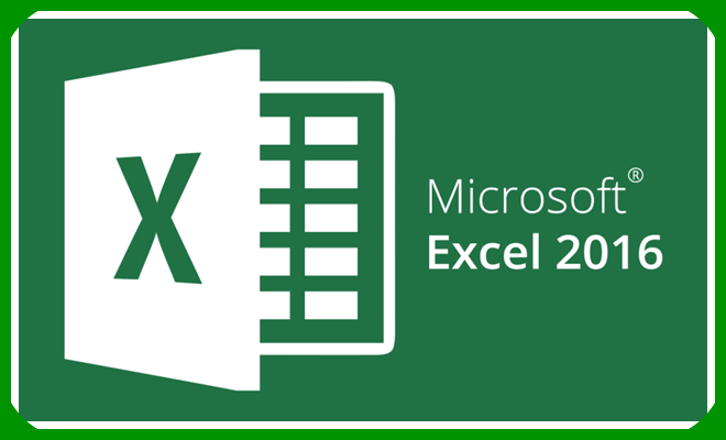 دورة مجانية تعلم مايكروسوفت اكسل Microsoft Excel 2016 مع شهادة مجانية
