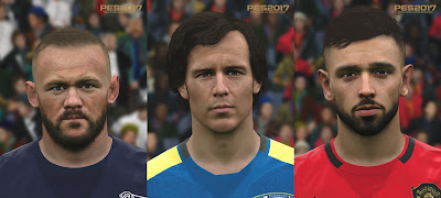 PES 2017 New Facepack V2 by Love01010100