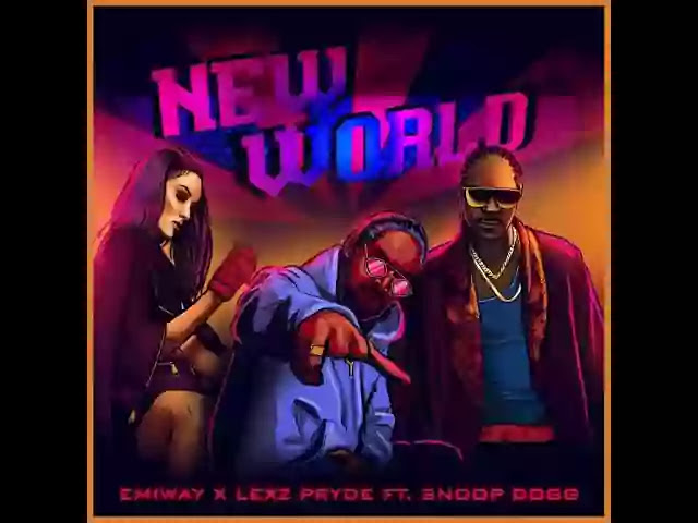 NEW WORLD LYRICS - Emiway Bantai x Lexz Pryde x Snoop Dogg