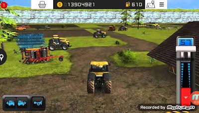 Farming Simulator 16 mod apk latest version