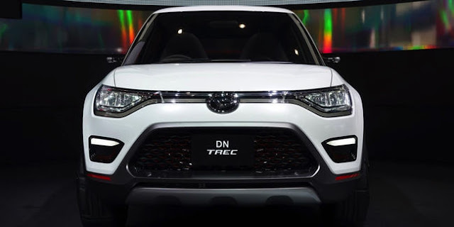 2019 Booth GIIAS Daihatsu Punya Surv Hybrid