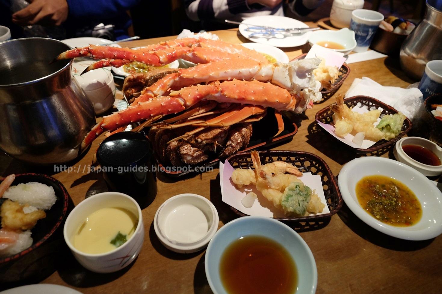 Image result for Ebi Kani Gassen Sapporo