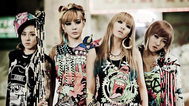 2NE1 planeja comeback com as quatro integrantes