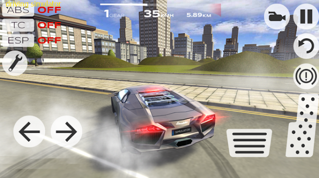 car racing game android