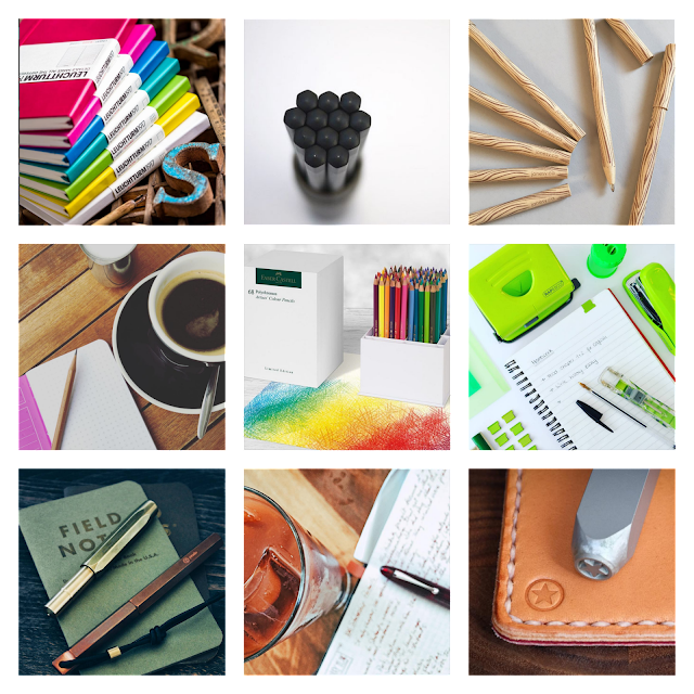 National Stationery Week 2017 : Seven Days Of Stationery - recommended Instagram accounts