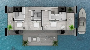 The world's first solar-powered luxury yacht is actually a floating villa worth $10.5 million!