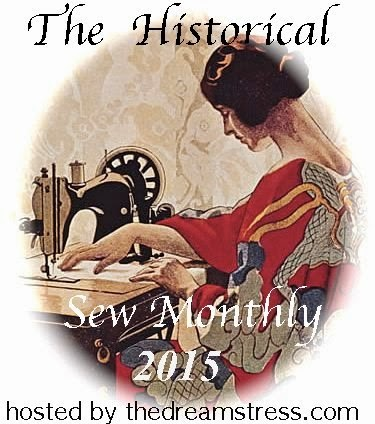 Historical Sew Monthly 2015